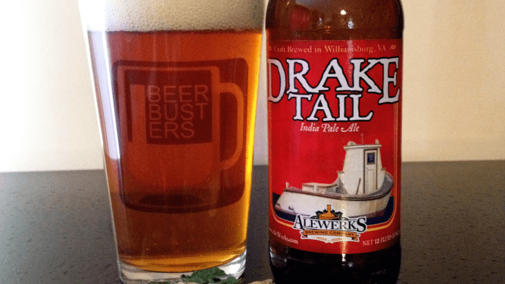 Steph's New Brew Review: Drake Tail Ale
