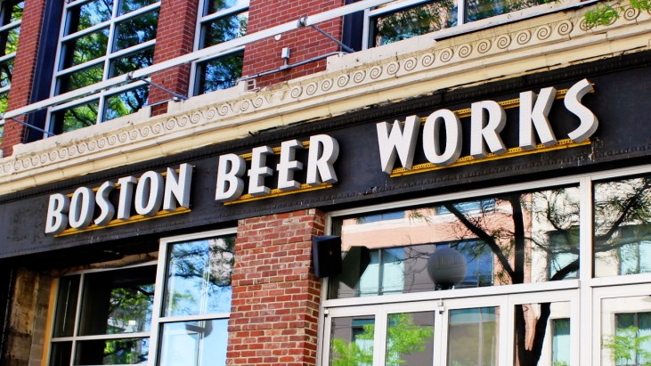 The Many Faces of Boston Beer Works