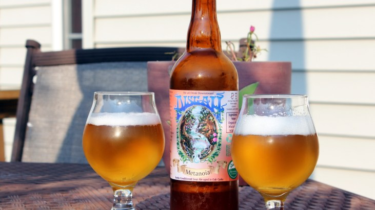 Steph's New Brew Review: Metanoia