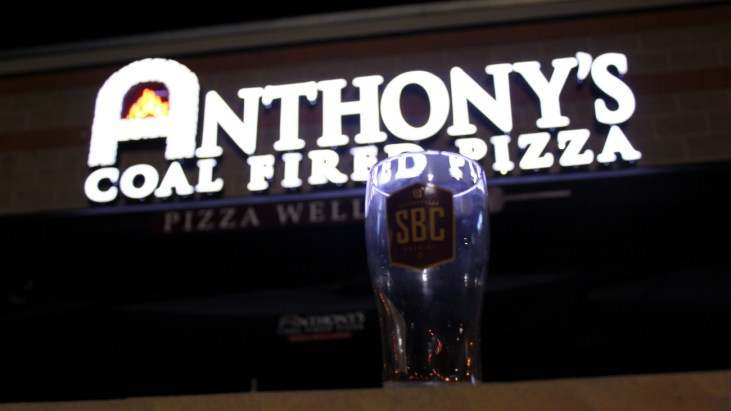 Craft Beer Feast at Anthony's with Susquehanna Brewing