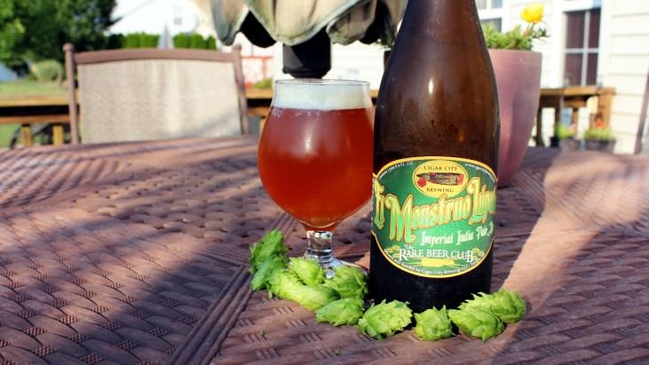 Steph's New Brew Review: El Monstruo Lúpulo