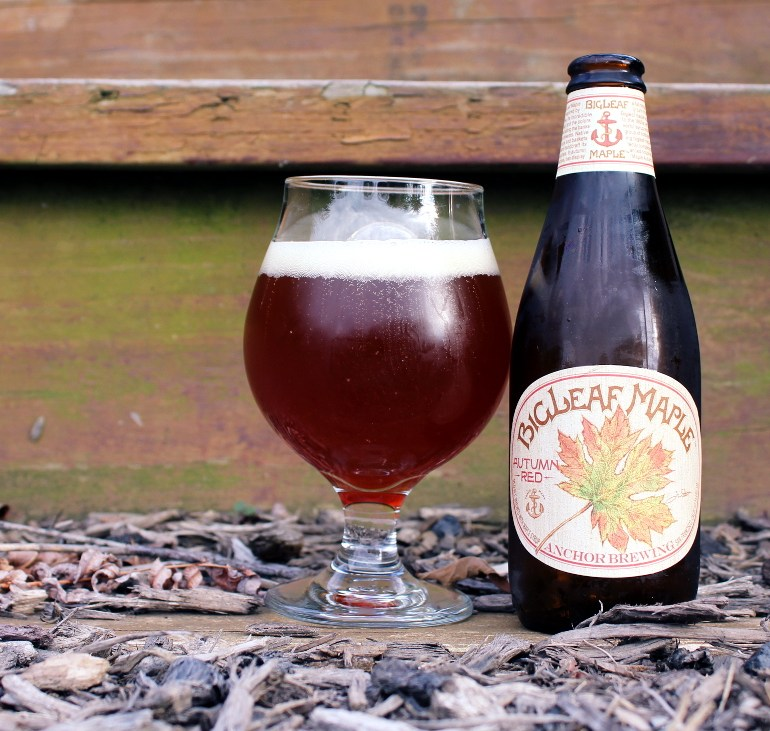 Steph's New Brew Review: BigLeaf Maple Autumn Red