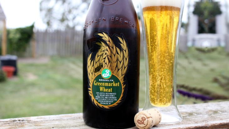 Steph's New Brew Review: Greenmarket Wheat