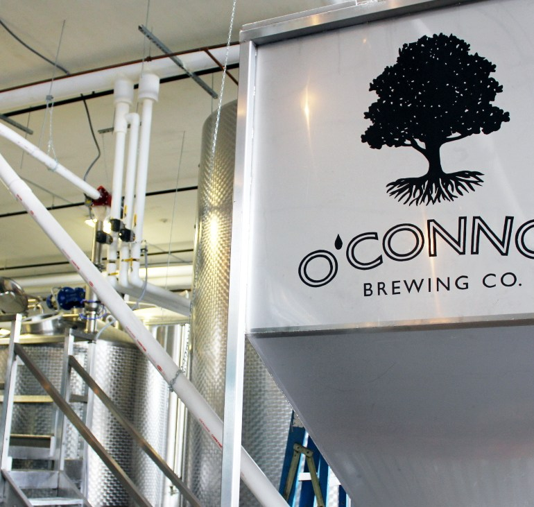 O'Connor Brewing Grew from Backyard Homebrewing