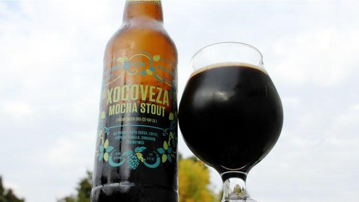 Steph's New Brew Review: Xocoveza Mocha Stout