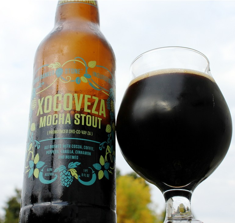 Steph's New Brew Review: Xocoveza Mocha Stout
