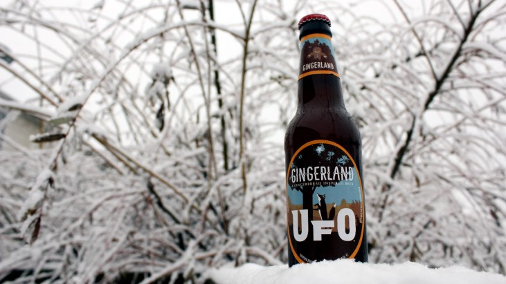 Steph's New Brew Review: Gingerland