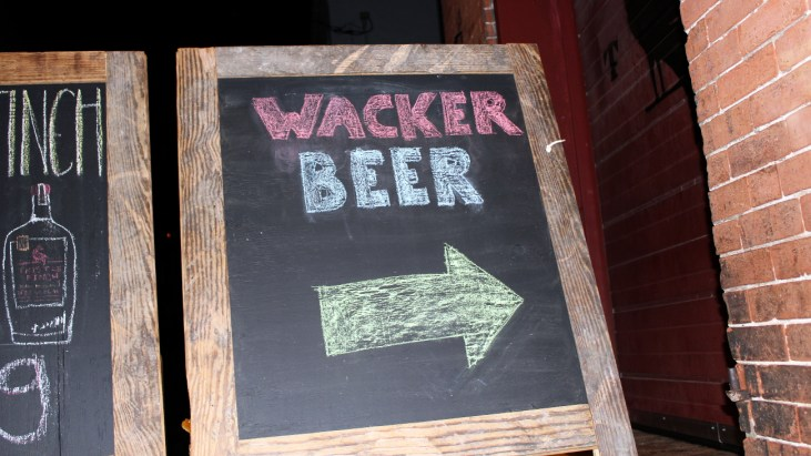 History is Reborn at Wacker Brewing