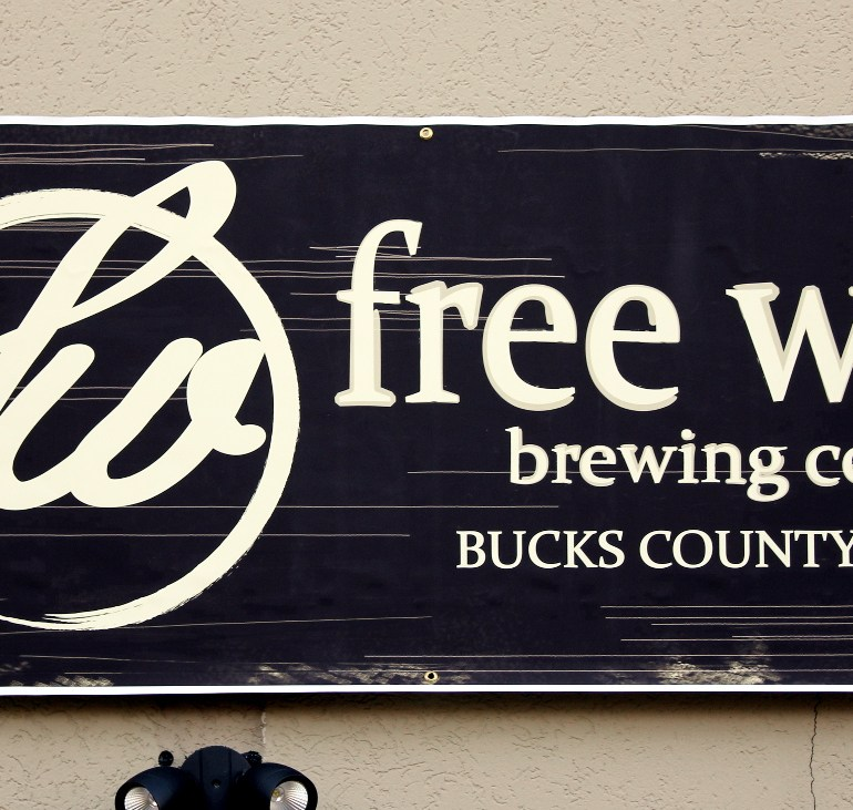 Freewheelin' at Free Will's New Taproom