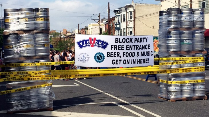 Hawthornes IPA Block Party Whets Appetites for Philly Beer Week