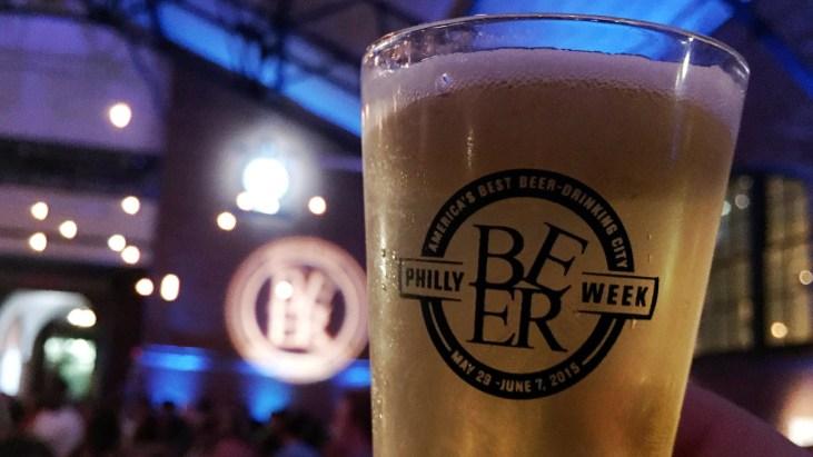 Philly Beer Week Opening Tap