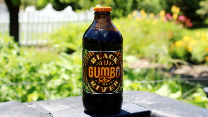 Steph's New Brew Review: Black River Gumbo Stout