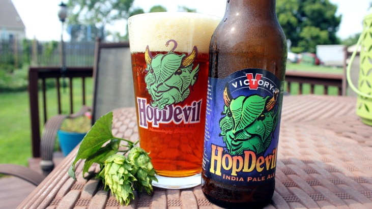 Steph's New Brew Review: Hop Devil