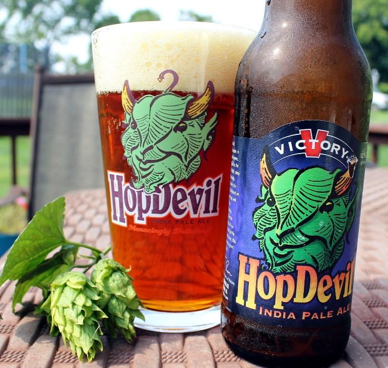 Steph's New Brew Review: Hop Devil