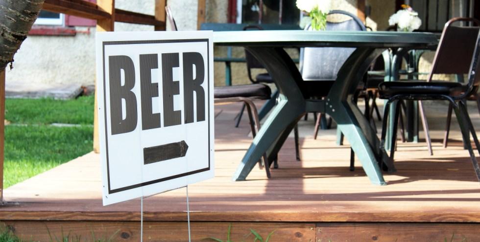 Beer-Sign