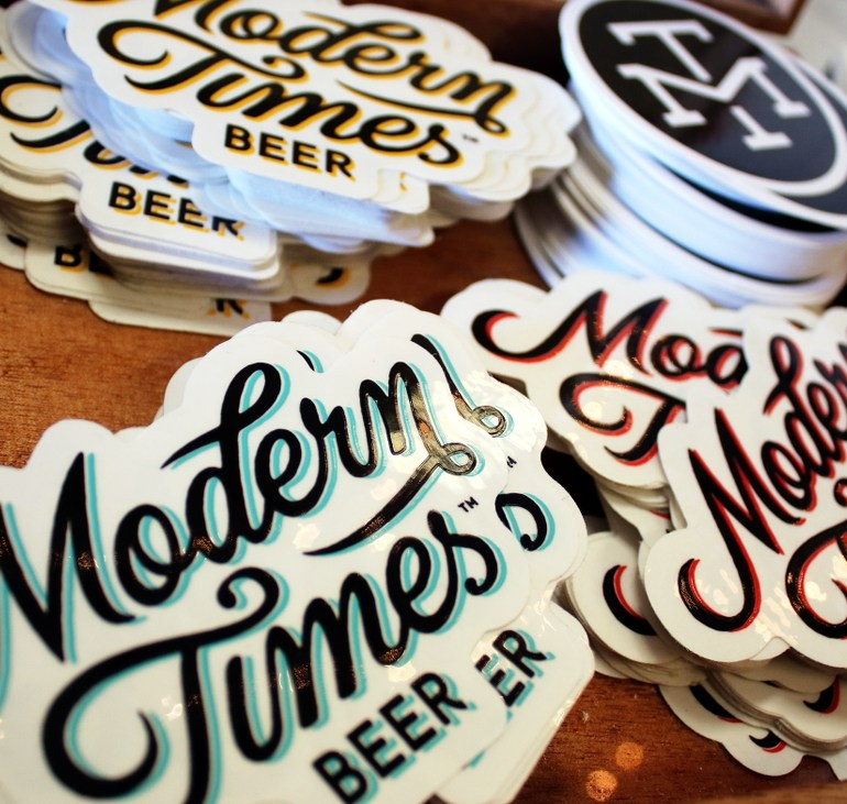 Finding Utopia at Modern Times Beer