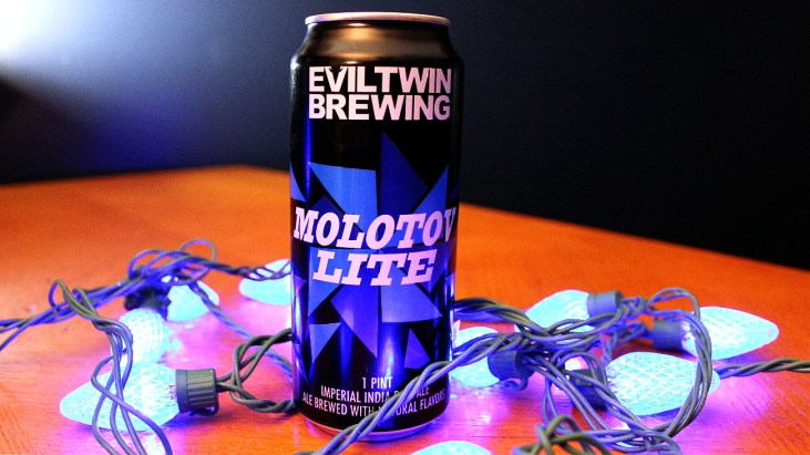 Steph's New Brew Review: Molotov Lite