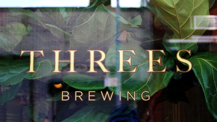 Beer That Compliments Life at Threes Brewing