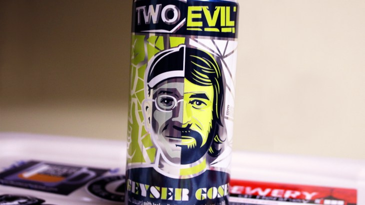 Steph's New Brew Review: Two Evil Geyser Gose