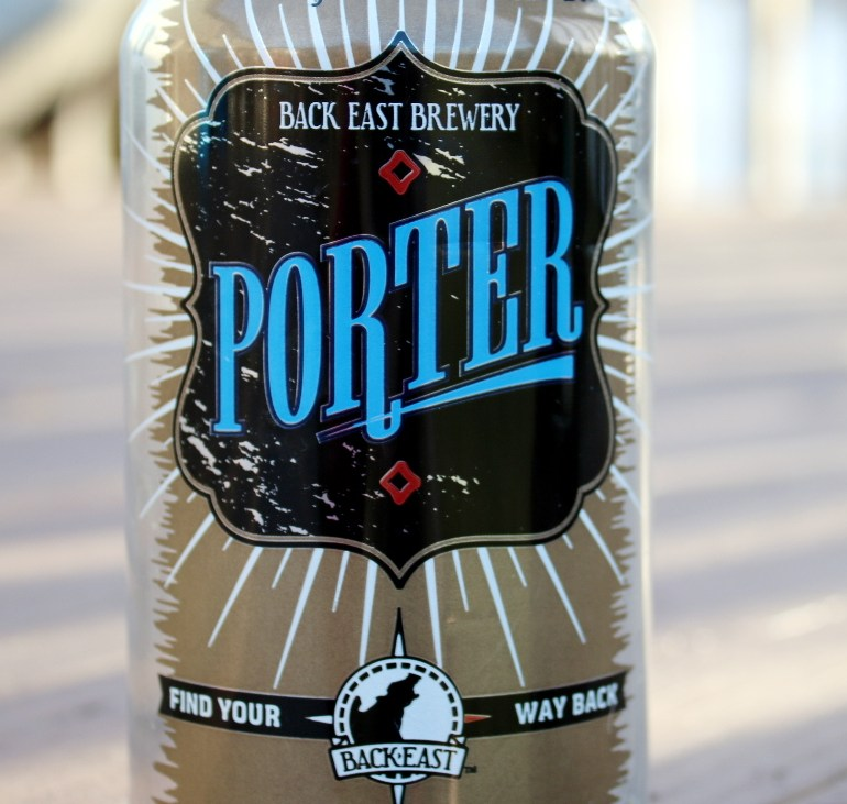 Steph's New Brew Review: Back East Porter
