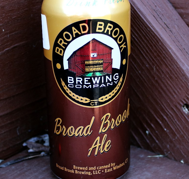 Steph's New Brew Review: Broad Brook Ale