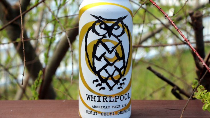 Steph's New Brew Review: Whirlpool