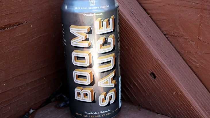 Steph's New Brew Review: Boomsauce