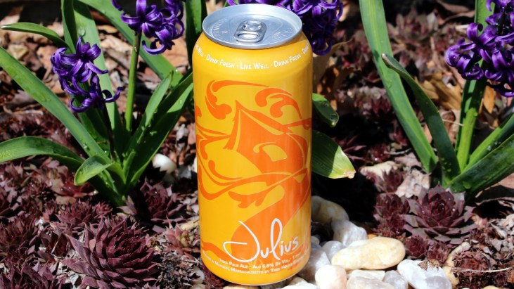 Steph's New Brew Review: Julius
