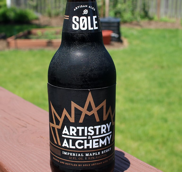 Steph's New Brew Review: Artistry & Alchemy