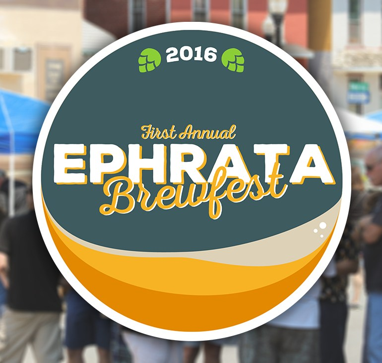 1st Annual Ephrata Brewfest Photos