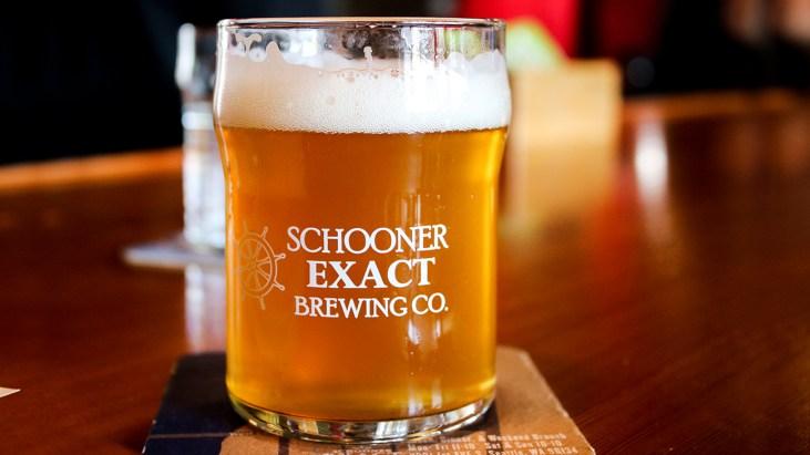 A Sea of Suds at Schooner EXACT Brewing Company
