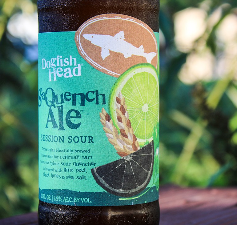 Steph's New Brew Review: SeaQuench Ale