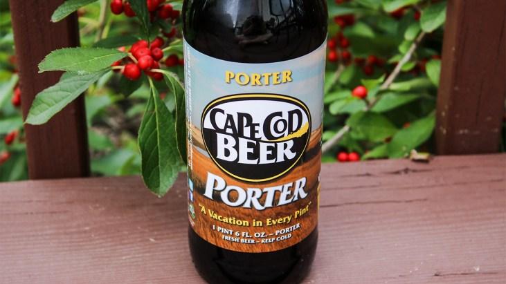Steph's New Brew Review: Cape Cod Porter