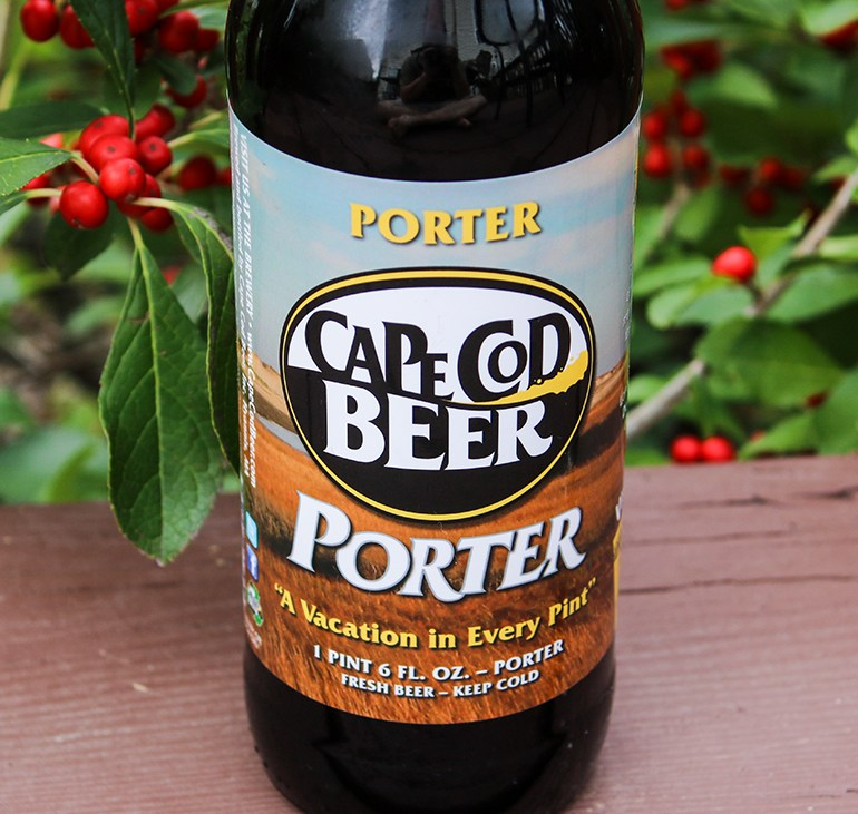 Steph's New Brew Review: Cape Cod Porter