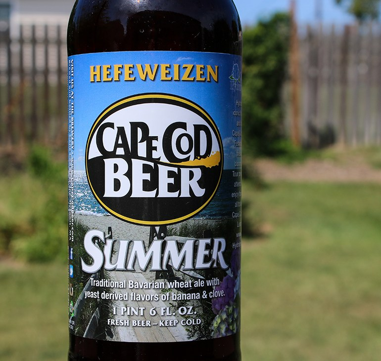 Steph's New Brew Review: Cape Cod Summer