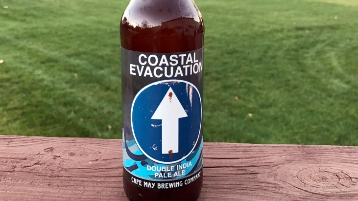Steph's New Brew Review: Coastal Evacuation