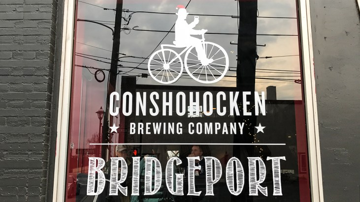 Conshohocken Brewing's Bridgeport Pub