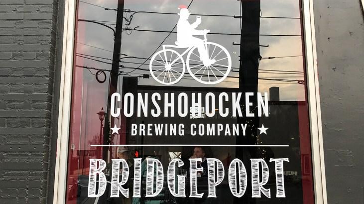 Conshohocken Brewing's Bridgeport Pub