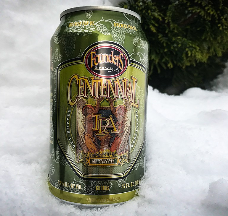 Steph's New Brew Review: Centennial IPA