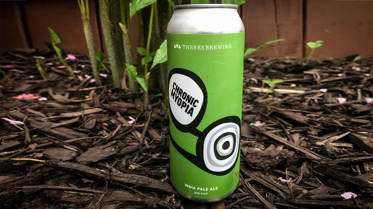 Steph's New Brew Review: Chronic Myopia