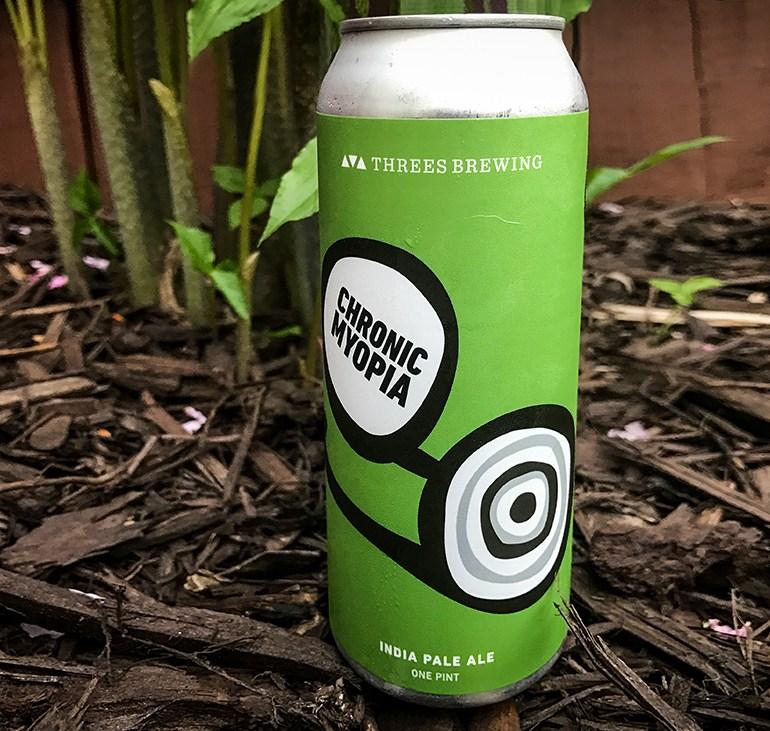 Steph's New Brew Review: Chronic Myopia