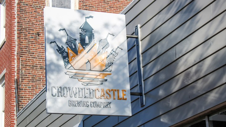 Crowded Castle Joins the Growing List of Breweries in Phoenixville, PA