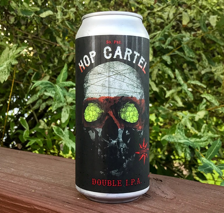 Steph's New Brew Review: South Pacific Hop Cartel