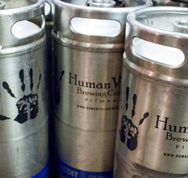 Enter as Nomads, Stay as Villagers at Human Village Brewing