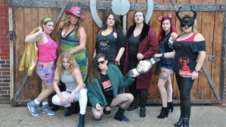 Philly Loves Beer & the Pink Boots Society Team Up for Over The Hop! Ladies Arm Wrestling Benefit