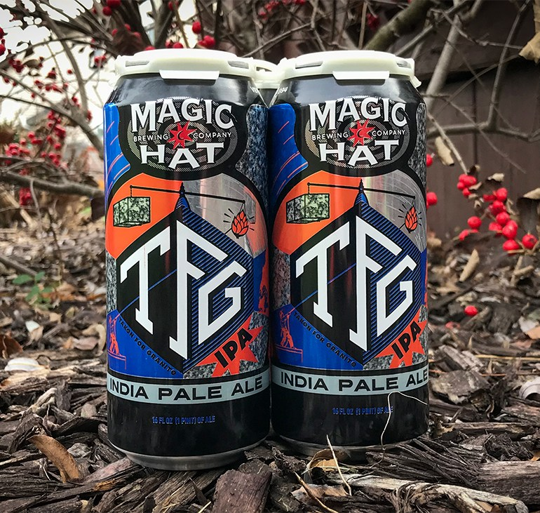 Steph's New Brew Review: Magic Hat TFG
