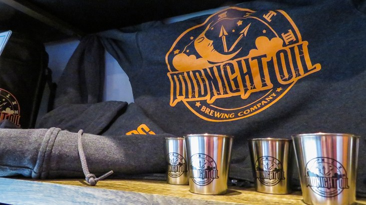 Delaware's Midnight Oil Brewing Co. to Open Super Bowl Sunday