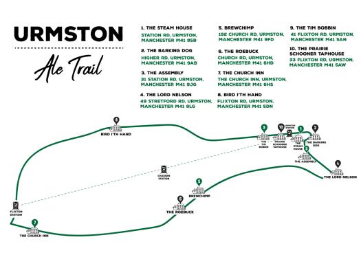 Urmston Ale Trail