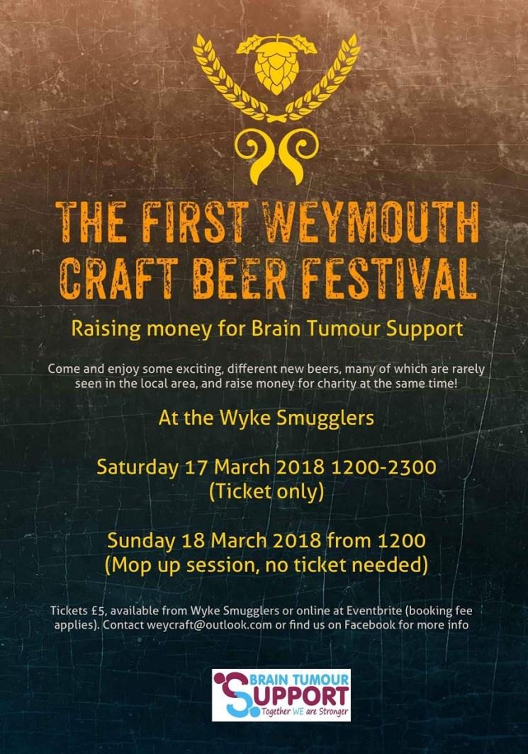 weymouth craft bf