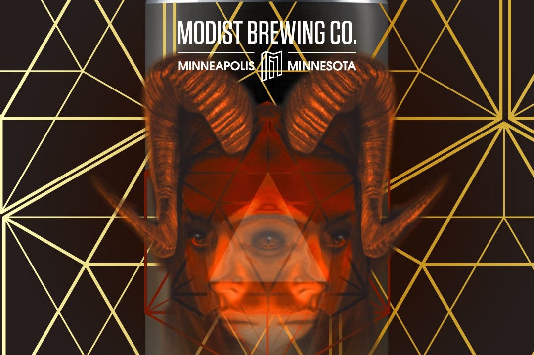Modist Double Ghost Vision • Photo via Modist Brewing